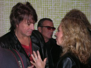 Sambora, Torres and The Homeshoppingista