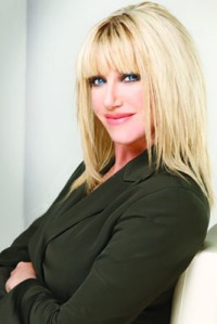 Would you bring a bottle of Suzanne Somers wine to a dinner party?