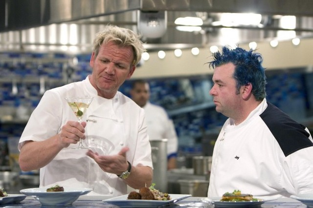 Hell Kitchen Chef Ramsay Dead
