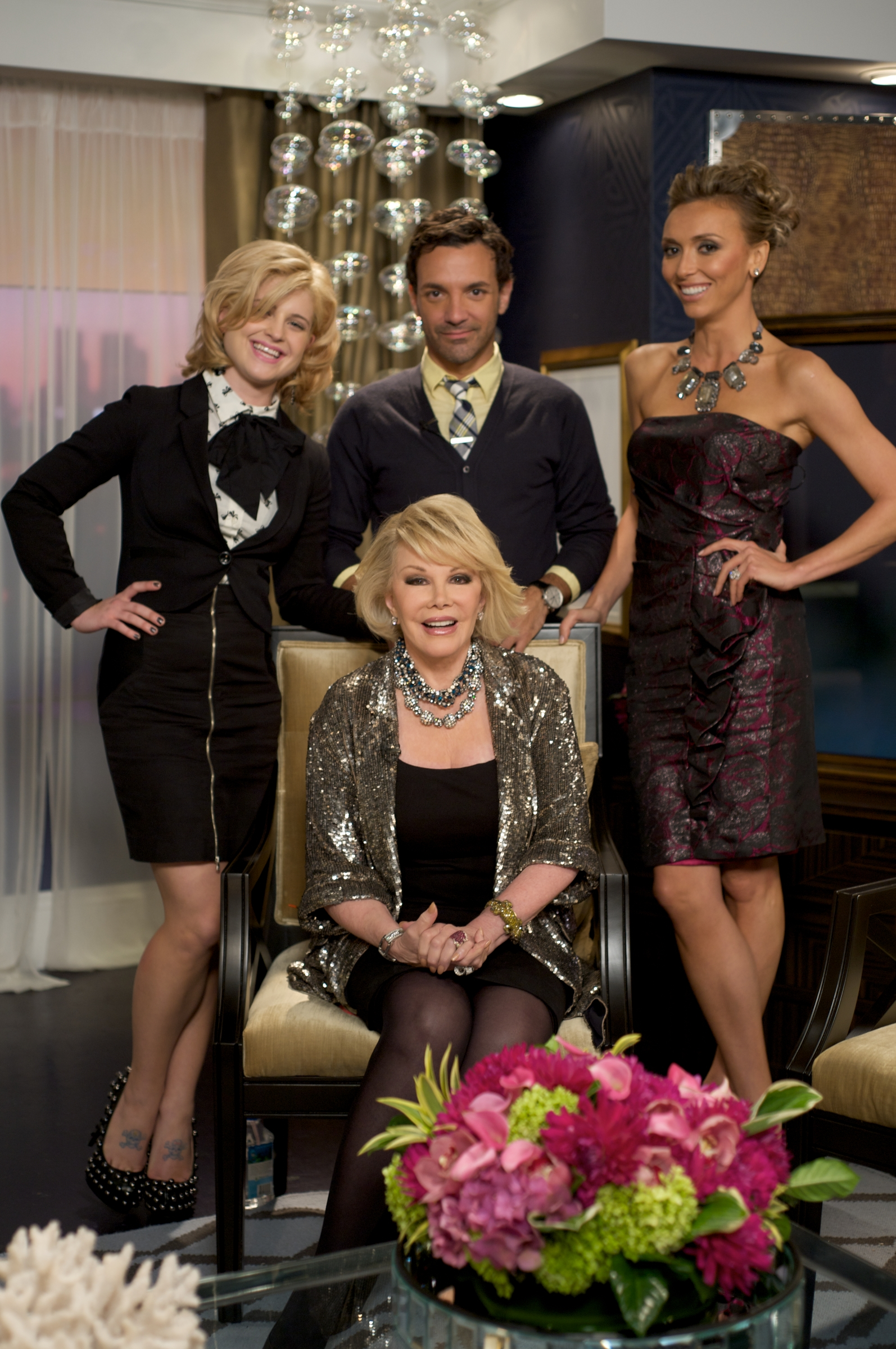 Joan Rivers Fashion Police Full Episodes Joan Rivers is captain of the