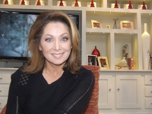 Host Lisa Mason, Totally Choking Up Twice, Bids QVC A Teary Farewell
