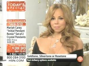Mariah mocked Gawker for mocking her HSN appearance, and then Gawker mocked her again