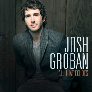 Josh Groban has a new CD