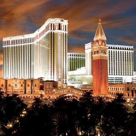 The Venetian will be a venue for live HSN concerts
