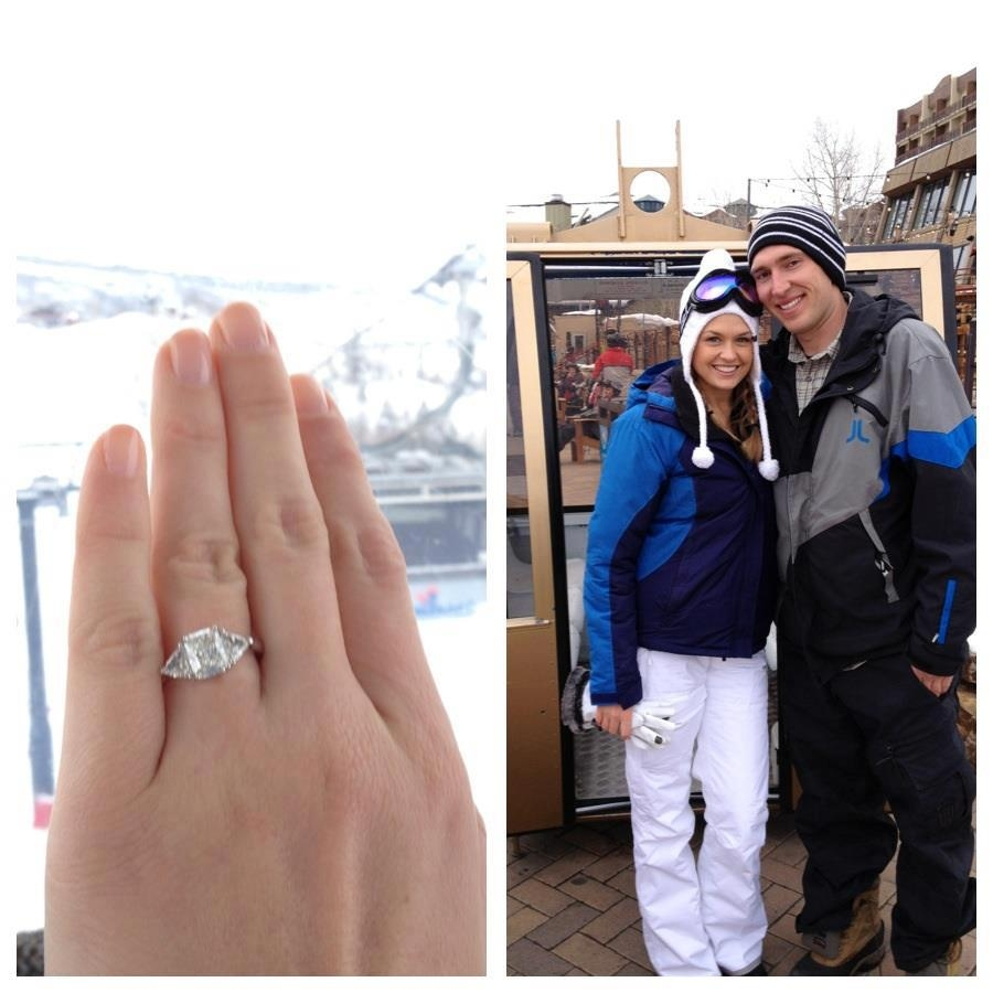 Shawn killinger wedding rings