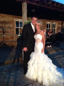 Peek at qvc host shawn killinger s wedding album
