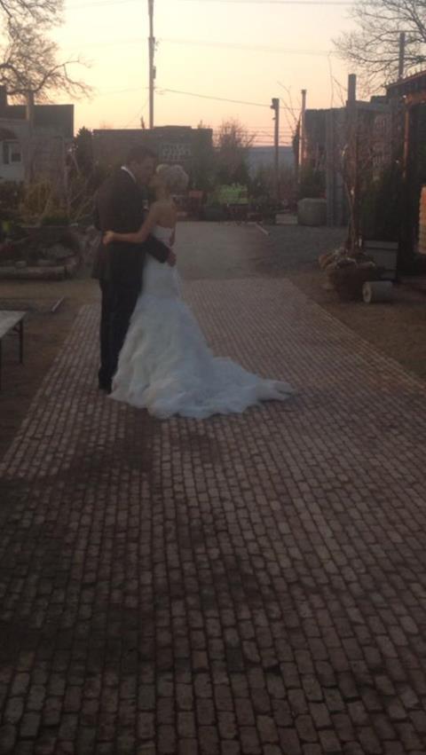 Peek at qvc host shawn killinger s wedding album