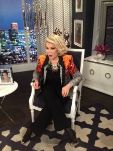 "Joan Rivers on the VMA ""Fashion Police"" special"
