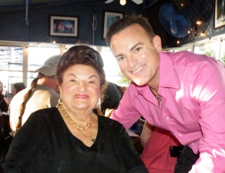 HSN host Bill Green and his late mother Emily