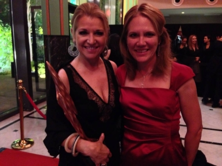 Mindy Grossman and Judy Schmeling