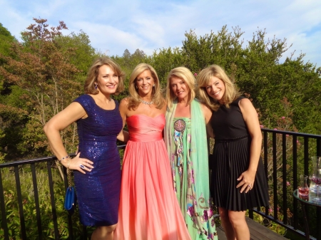 Colleen Lopez, Joy Mangano, Suzanne Runyan and Amy Morrison