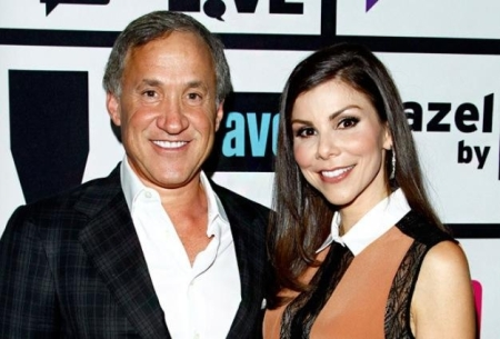 Dr. Terry Dubrow and actress wife Heather