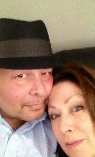 Lisa Mason and hubby Gino