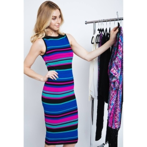 Whitney Port and one of her QVC designs