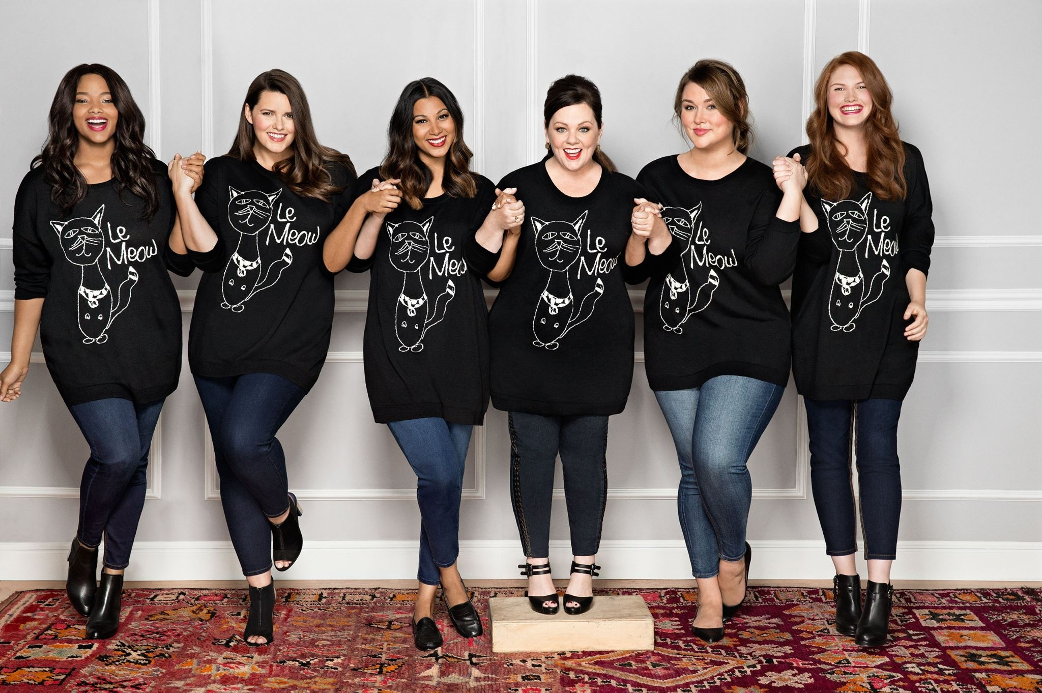 Melissa McCarthy s HSN line is the cat s meow 9fcf62c83c200