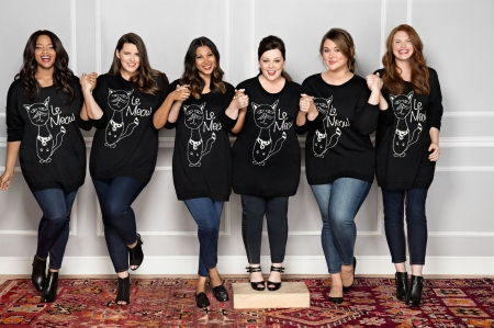 Melissa McCarthy's HSN line is the cat's meow