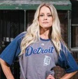 Straight outta Detroit Nicole Curtis