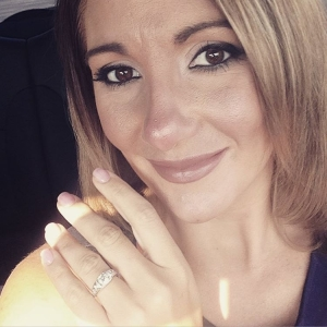 JTV host Kristen Keech and her engagement ring