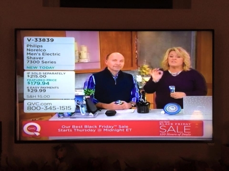 Dan Wheeler returns to QVC.
