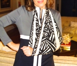 HSN host Colleen Lopez is on the mend.