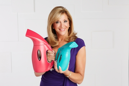 Joy Mangano and her Little Steamers are coming to Macy's.
