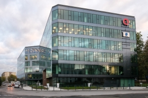 QVC's new Global Business Services center in Poland.